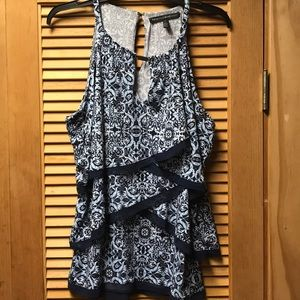 Sleeveless blouse White House Black Market